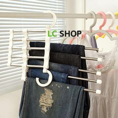 Buy 'Lazy Corner – Trousers Hanger' with Free International Shipping at YesStyle.com. Browse and shop for thousands of Asian fashion items from China and more!