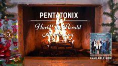 [Yule Log Audio] Hark! The Herald Angels Sing - Pentatonix