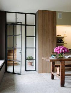 Glass Doors, the Transparent Benefits