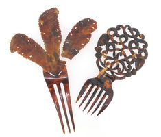 https://www.barnebys.co.uk/realisedprices/lot/10489499/a-carved-tortoiseshell-hair-comb-with-scrolling-and-thistle-design/