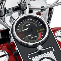Combination Speedometer/Tachometer - Color-Matched Lighting | Harley-Davidson USA