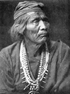 Navajo Medicine Man