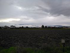 Pieria Mounts in the clouds, Northern Greece - Oct. 22, 2015 - Katerini, Pieria