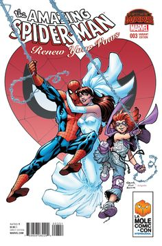 Preview: AMAZING SPIDER-MAN RENEW YOUR VOWS #3 - Comic Vine