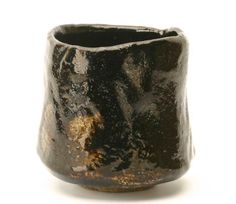 "japanese tea bowl | Raku IX Ryonyu (1756-1834), Tea bowl, ""Nukumori"", 1788-1811"
