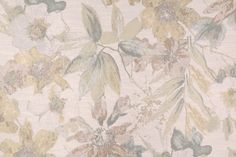 1 Yard TFA Choupette Tapestry Upholstery Fabric in Spa