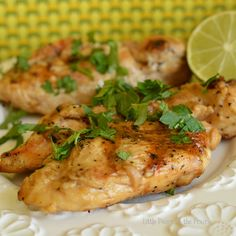 Balsamic and Citrus Chicken Marinade is my go to chicken marinade! So easy, and so much less expensive than buying marinades!