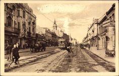 Stará Bratislava Bratislava, King Alexander, Novi Sad, Old Photos, 1930s, Street View, Statue, Beautiful, Places