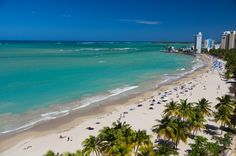 Being named as the top international destination by Priceline.com, Puerto Rico is the go to location for Winter Season meetings.