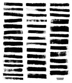99 Thick Industrial Paint Stroke Brushes For Adobe Photoshop - Created By Hand Each of the 99 HD brushes in this Photoshop Brush Set have been lovingly crafted Photoshop For Photographers, Photoshop Brushes, Photoshop Photography, Photoshop Actions, Paint Strokes, Brush Strokes, Brush Stroke Png, Creative Photoshoot Ideas, Distressed Texture
