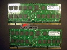 HP AB454A A9846-60301 A9846-69001 4GB DDR2 Memory Kit (2x2GB)