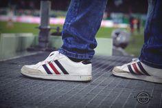 SK Rapid Wien - Weststadion Adidas Gazelle, Adidas Sneakers, Sports, Kleding, Hs Sports, Sport, Adidas Shoes