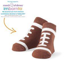 Football Sock | Baby | Mud Pie