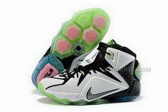 http://www.jordan2u.com/buy-cheap-nike-lebron-12-2015-white-black-green-mens-shoes.html BUY CHEAP NIKE LEBRON 12 2015 WHITE BLACK GREEN MENS SHOES Only 102.63€ , Free Shipping!