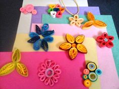 Quality Quilling: Quilled Pendants!!http://qualityquilling.blogspot.in/2014/06/happy-fathers-day.html