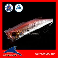 Swimming Topwater Popper Fishing Lure  1. We are factory.  2. OEM&ODM accepted.  3. Flexible order quantity.