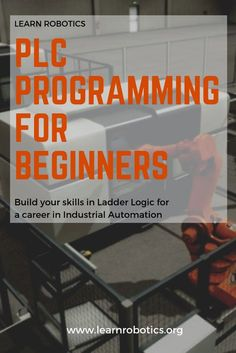 Here's how to interpret Ladder Logic for PLC programming. We've compiled… Here's how to interpret Ladder Logic for PLC programming. We've compiled a little guide to get you started reading programs for PLC's. Control Engineering, Electronic Engineering, Electrical Engineering, Engineering Projects, Chemical Engineering, Robotics Projects, Logic Programming, Programming Tutorial, Programming Languages