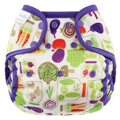 Blueberry Coverall - Cloth Diaper Covers   Diaper Junction VEGGIES