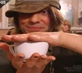 Criss Angel Amazing Trick With Coffee Mug - Magic to see