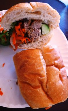 Banh mi from Dalat in Raleigh, NC Triangle Dining