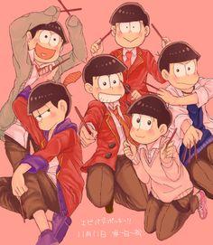 おそ松さん Osomatsu-san「おそ松さんまとめ」/「ナツル」の漫画 [pixiv]