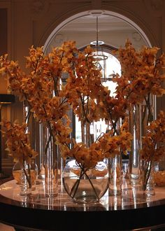 Four Seasons Hotel  large arrangement