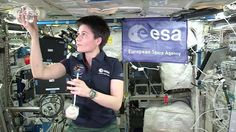 Samantha explains gravity of the situation from the ISS