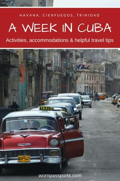 Travel guide to Havana, Cienfuegos, & Trinidad Cuba: Sample itinerary, advice, and recommendations from real travelers. Visit Plaza Vieja, Tropicana Nightclub, Soroa Orchid Garden, Fusterlandia, Playa Giron Museum & the Santander Family Ceramics Factory like a pro. Learn about the culture, food, visa requirements & the best places to stay.