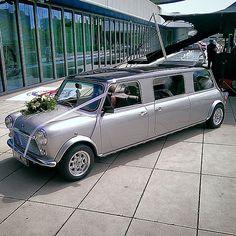 Mini Cooper Limousine Cool Mini XXL Limo features Mini Cooper S ...