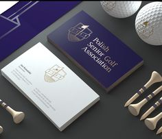 type-lover: Polish Senior Golf Association by... | Must be printed