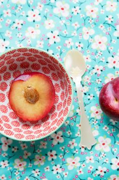 nectarine and i have this bowl. it's from anthropology
