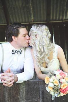 Alverstoke Barn Perth Wedding