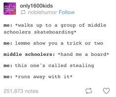 Cool new tricks  #funny #humor #tumblr