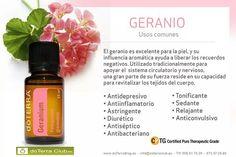 DoTerra Club Blog: Geranio