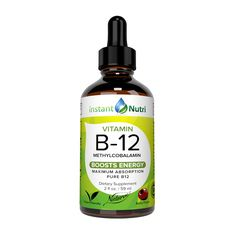 Vitamin Sublingual Methylcobalamin Liquid Drops Vegan Superior Absorption Bioavailability Over Cyano Enhances Alertness Wellbeing Suitable for kids Riskfree Guarantee *** Learn more by visiting the image link. (This is an affiliate link) Vitamin B12 Sublingual, Aloe Vera Supplement, Brain Nutrition, Immune System Boosters, Kids Health, Children Health, Health Tips, Drop, Vitamins