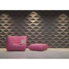 Dunes 20 SINUS - Panel gipsowy 3D  >> http://lemonroom.pl/panele-3d/95-dunes-20-sinus-panel-gipsowy-3d-.html