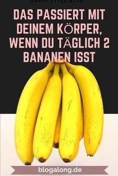 #abnehmen #gesund #obst #bananen #diät #gewicht