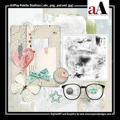 ArtPlay Palette Studious