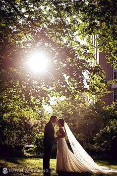 Inspiring photo by Susan Stripling! Getting ready at the Loews Hotel Philadelphia.  Wedding ceremony at St. Augustine Church.  Wedding portraits in Washington Square Park and at Philadelphia's City Hall.  Wedding reception at Cescaphe's Vie ballroom.
