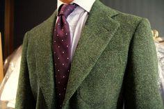 Resultado de imagen de harris tweed jacket