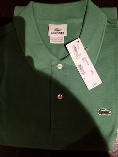 Lacoste polo shirt 8 XXL