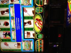 Wizard of Oz nickel slot hand pay at Hollywood casino in PA.