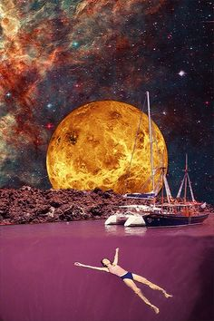 THE EYE-POPPING, BEAUTIFULLY SURREAL COLLAGES OF EUGENIA LOLI