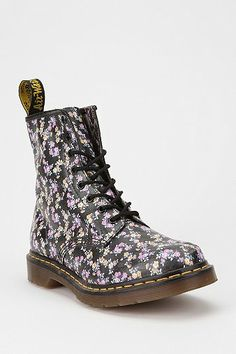 Dr. Martens 1460 Floral Boot these are the ones I got!!!