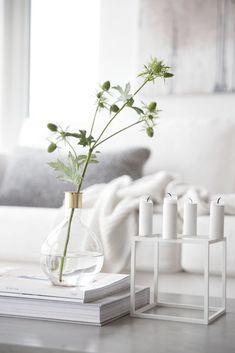 Decorar la mesa de café: Trucos de decoración - Nordic Treats
