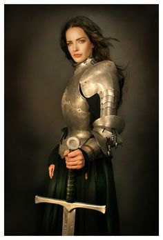 Women in Armor | Fantasy Armor and Lady Bits