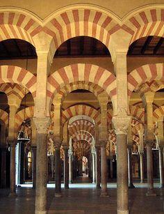 Catedral de Córdoba, Andalucía, Spain.