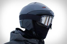 Packing your bag for the slopes just got easier. The Forcite Alpine Smart Snow Helmet is more wearable computer than headgear, and lets you replace a whole bag full of stuff with a single item. Made with an ABS outer...