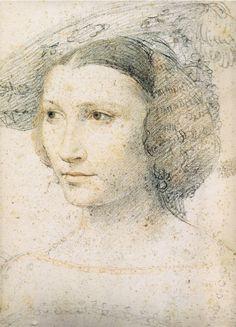 Some Fascinating Renaissance Ladies (Jean Clouet).