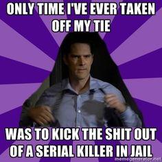 Criminal Minds Memes humor
